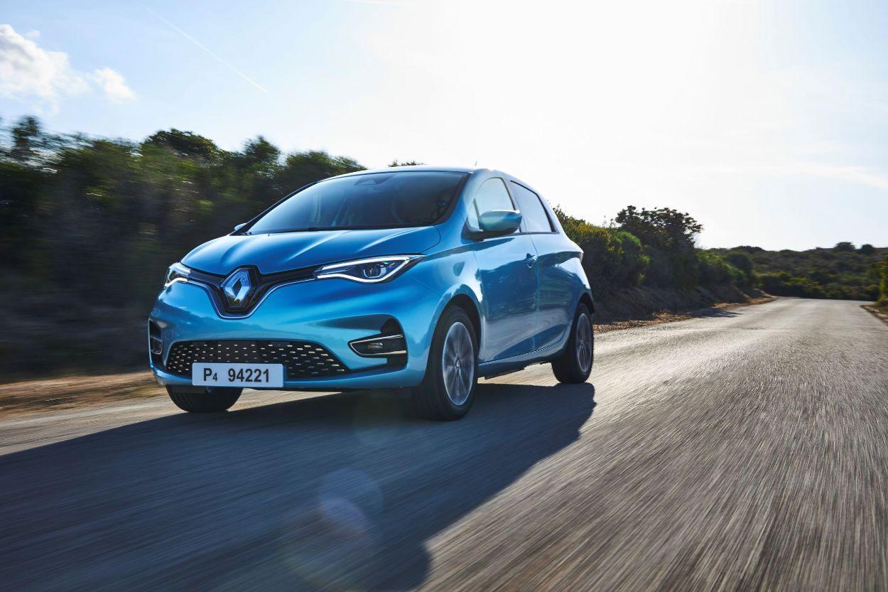 .Renault ZOE