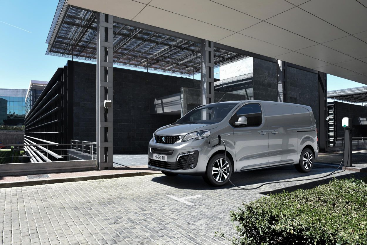 .Peugeot e-Expert