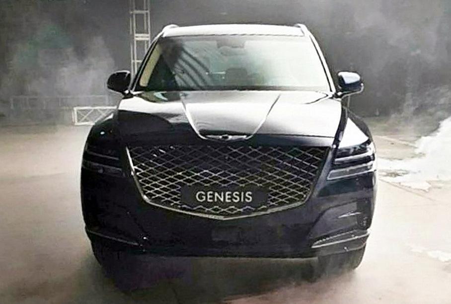 .Genesis GV80