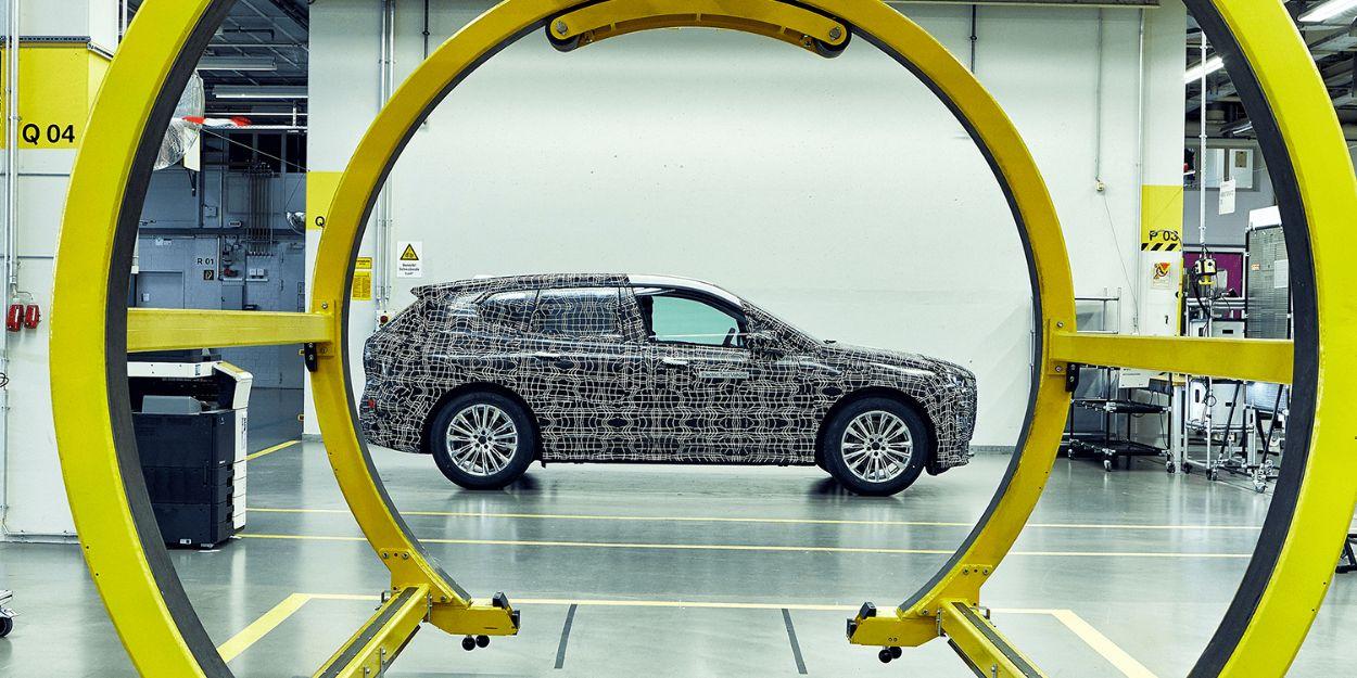 .BMW iNext