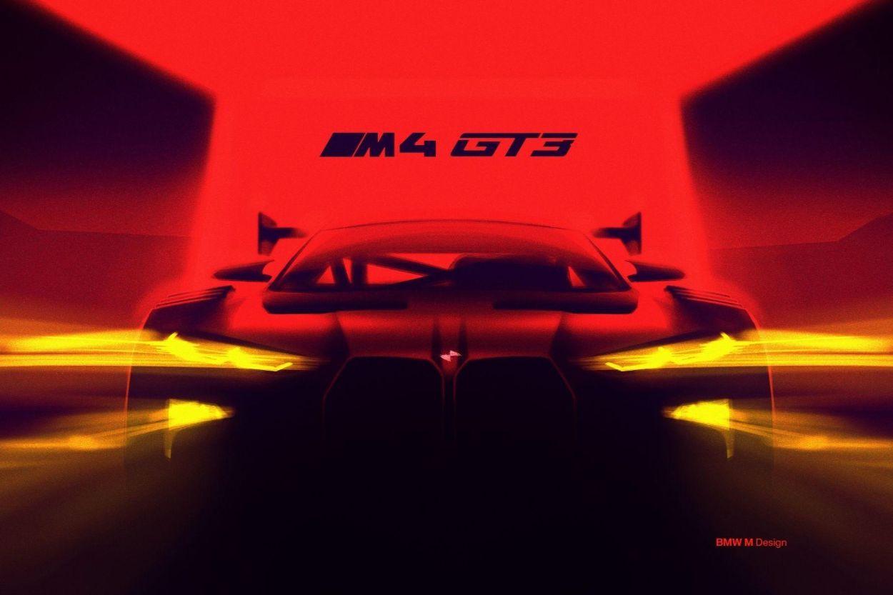 .BMW M4 GT3
