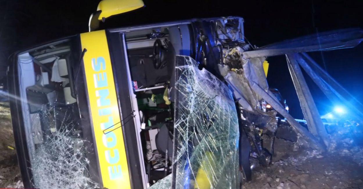 .Bussi avarii