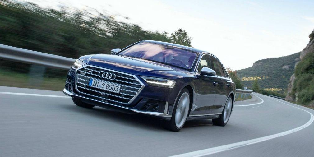 .Audi S8