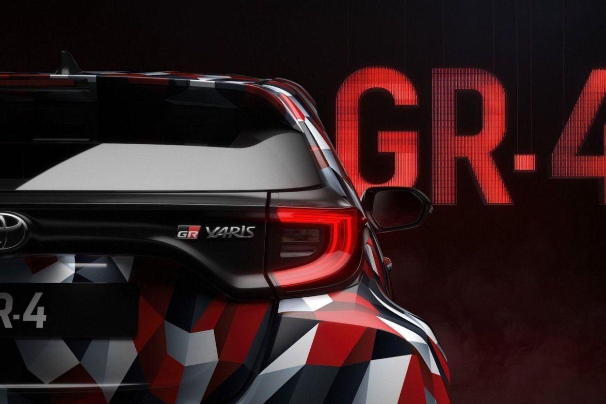 .Toyota Yaris GR