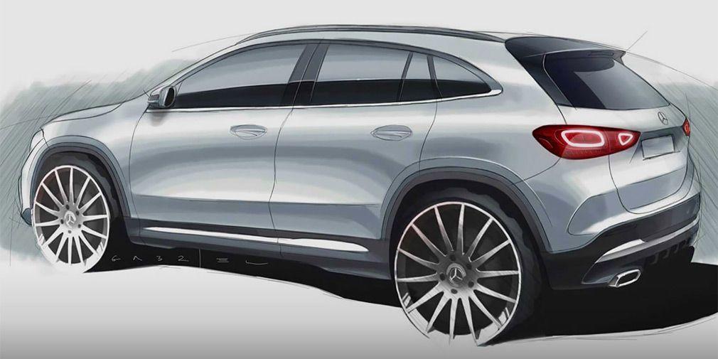 .Mercedes-Benz GLA