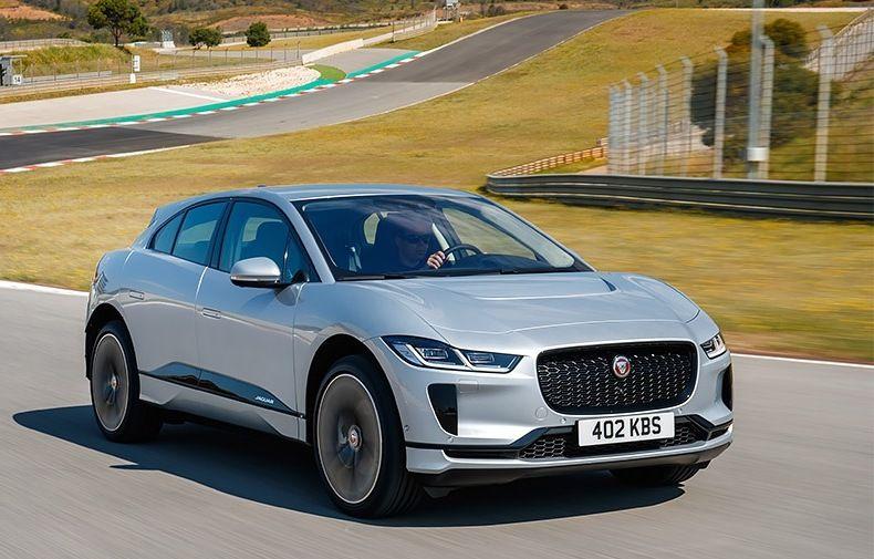 .Jaguar I-Pace