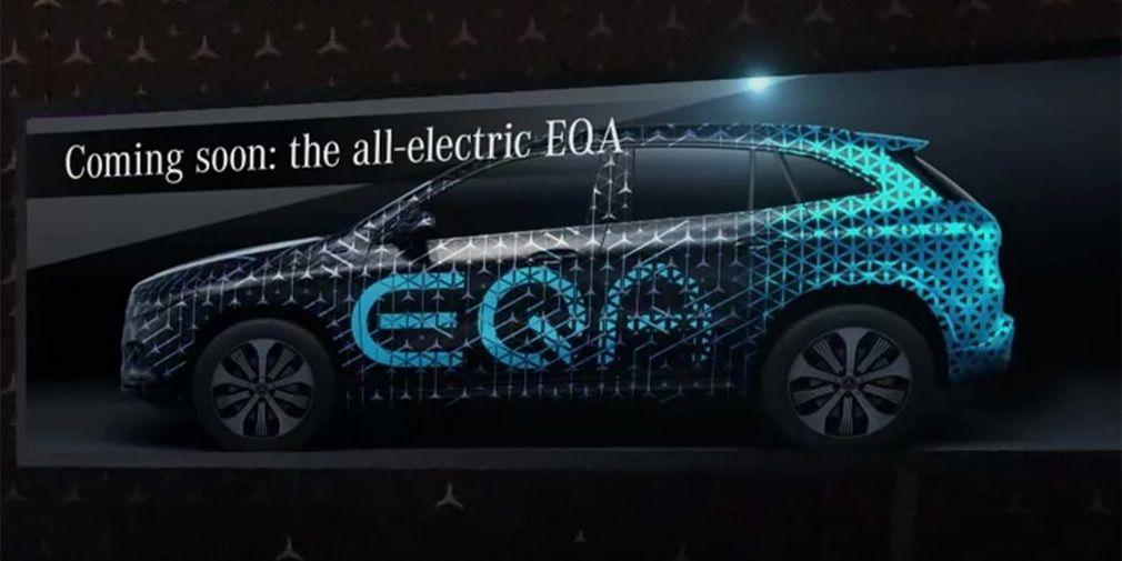 .Mercedes-Benz EQA