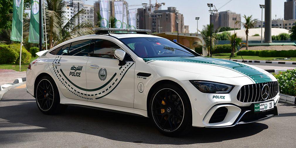 .Mercedes-AMG GT 63 S