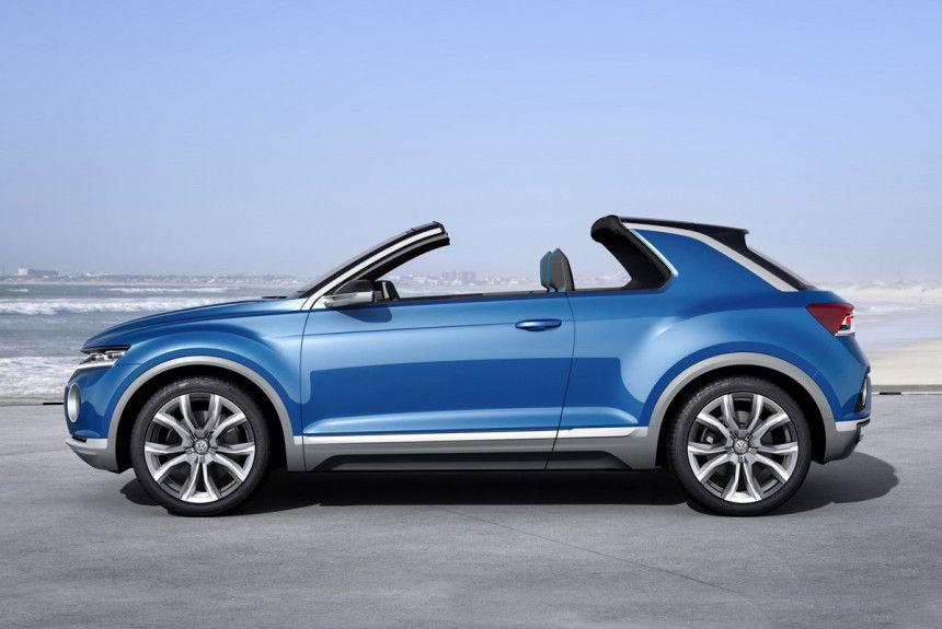 .Volkswagen T-Sport, T-Go и T-Coupе