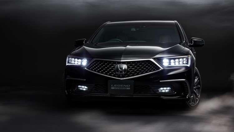 .Honda Legend