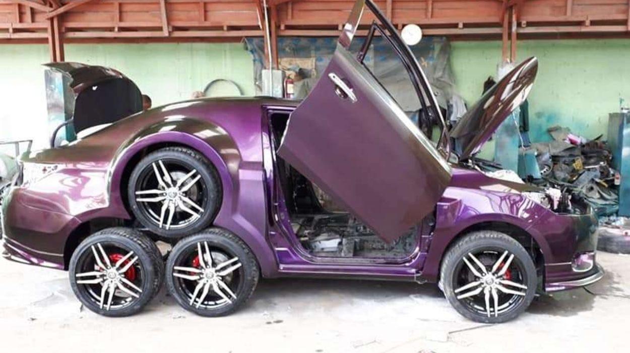 .Toyota Vios