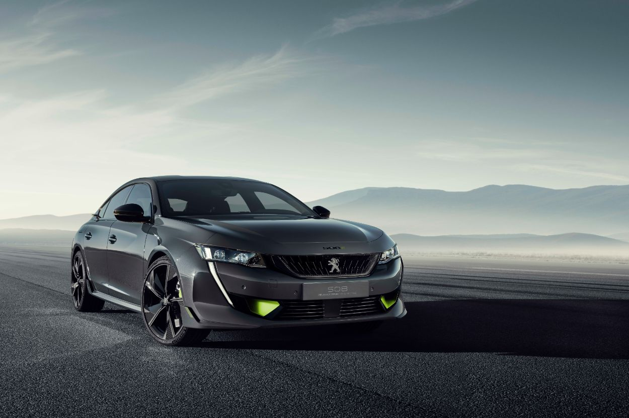 Peugeot Sport Engineered 508