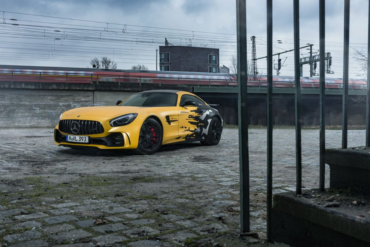 Mercedes-AMG GT R by Fostla