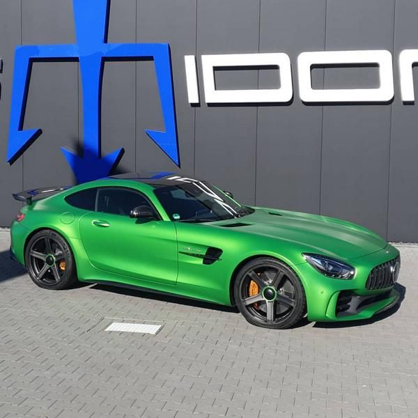 Mercedes-Benz AMG GT R by Posaidon