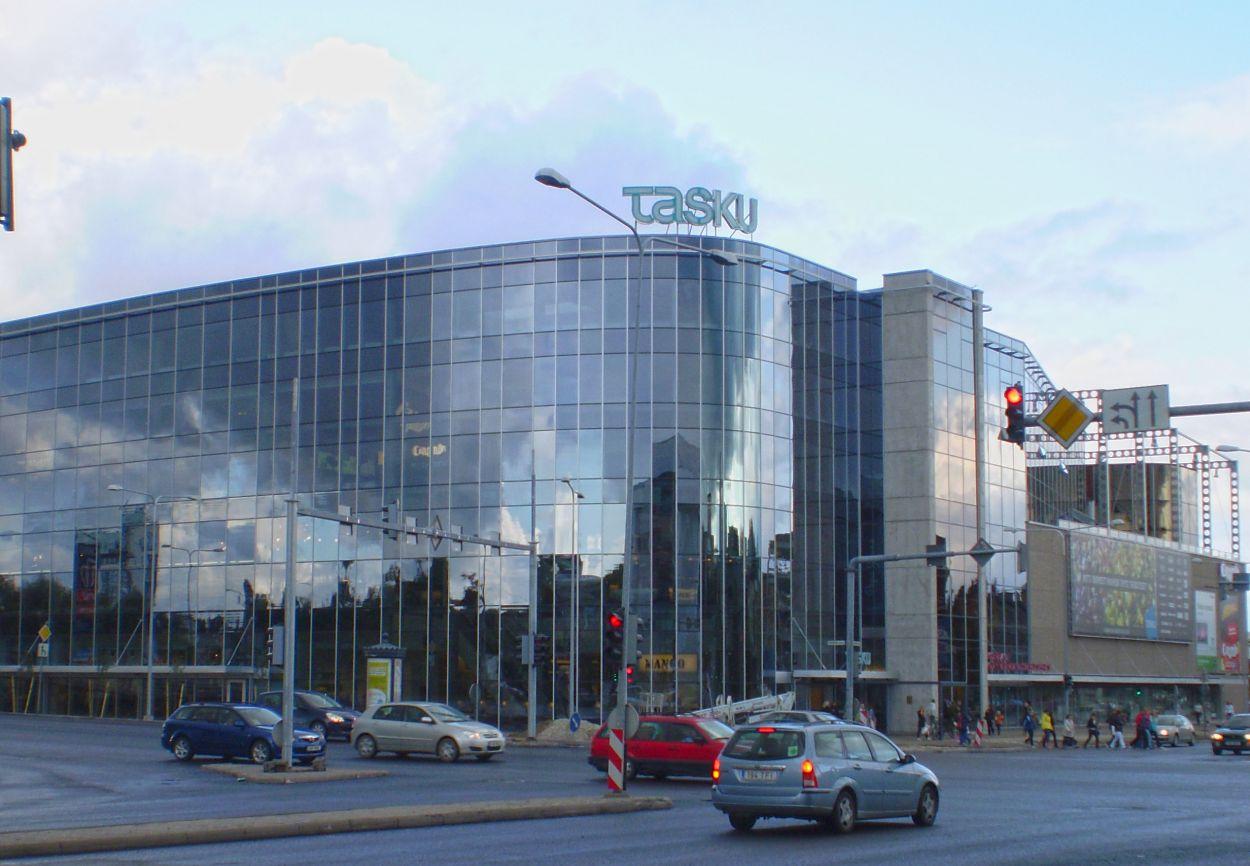 .Tartu, Tasku keskus