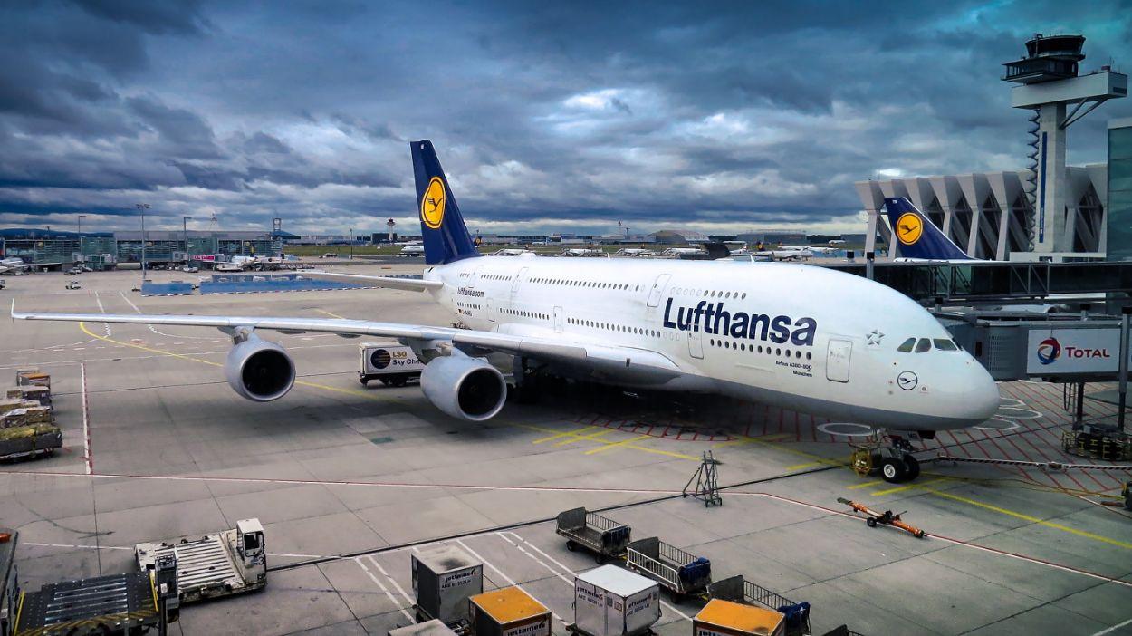 .Lufthansa Airbus A380