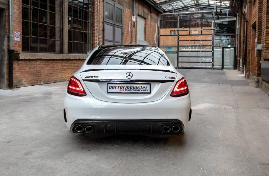 Mercedes-AMG C43 by Performmaster High Performance