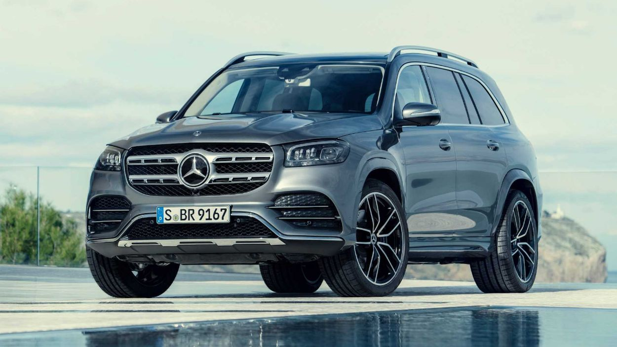 .Mercedes-Benz GLS