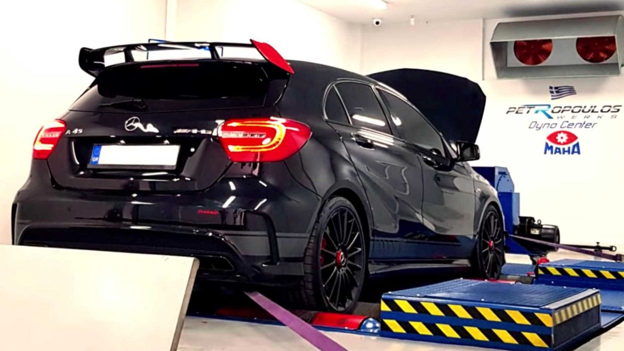 .Mercedes-AMG A45 by Petropoulos Werks