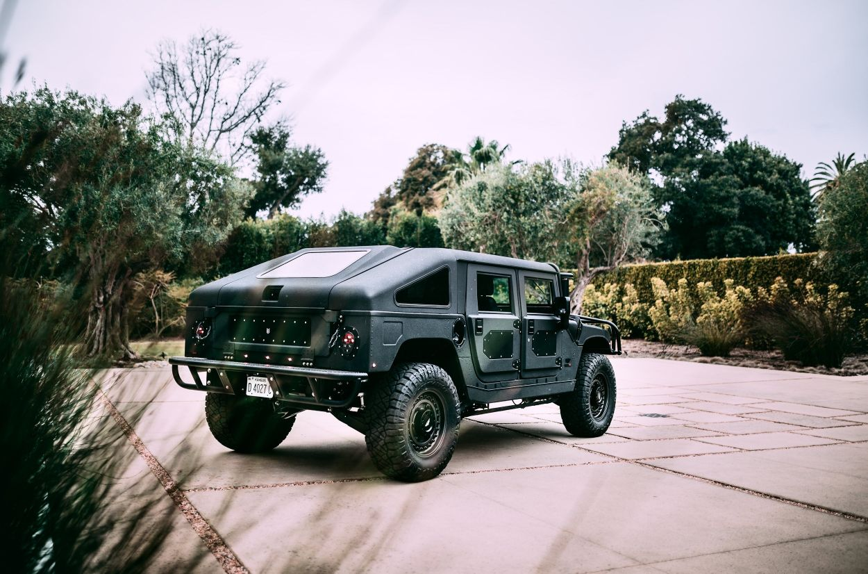 Hummer H1 Launch Edition #006 by Mil-Spec Automotive