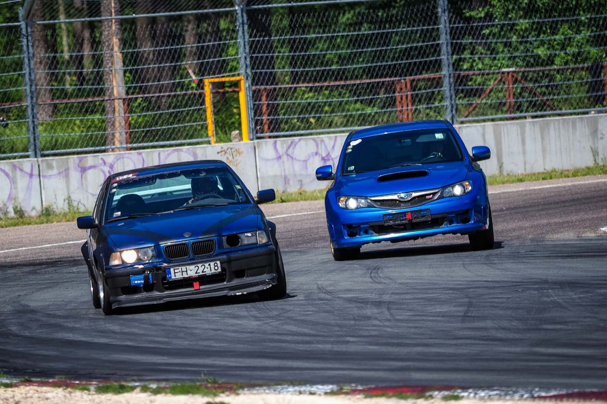Baltic Time Attack Series (Foto: Raimonds Volonts)
