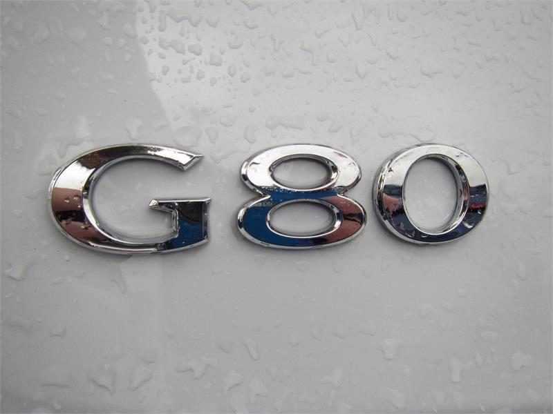 .Genesis G80
