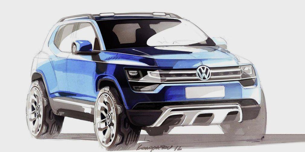 .Volkswagen SUV
