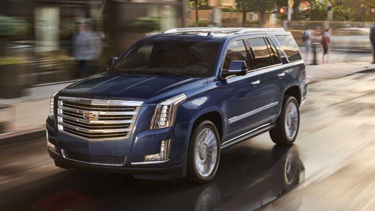 .Cadillac Escalade
