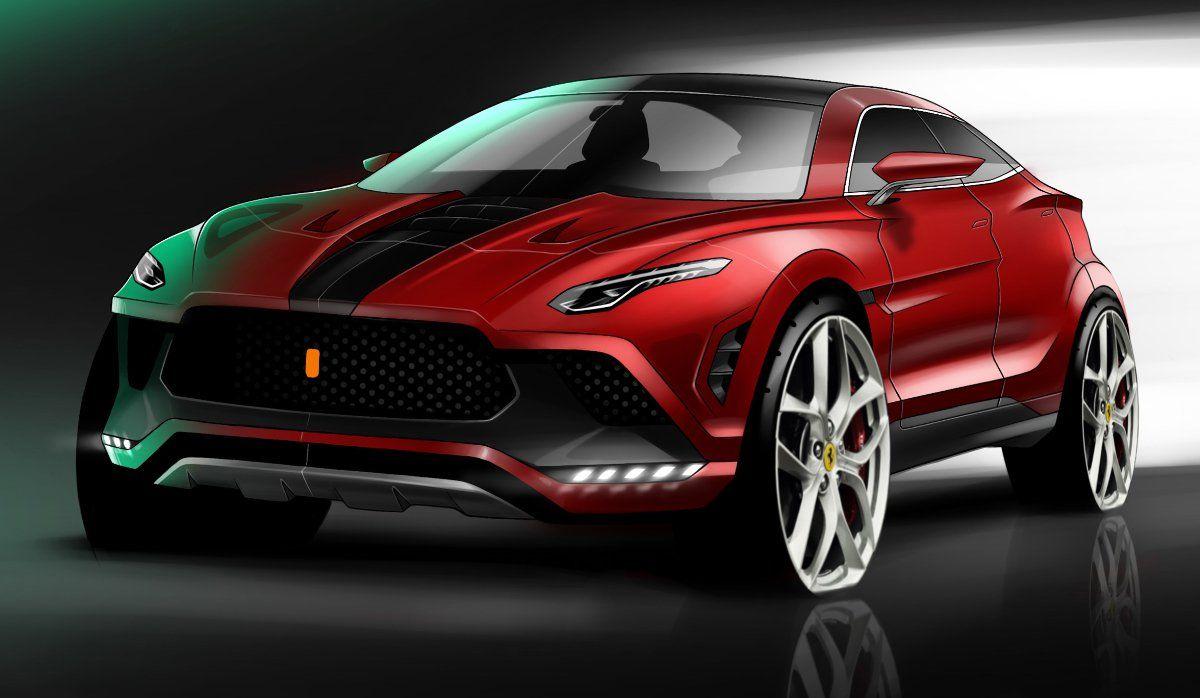 .Ferrari Purosangue