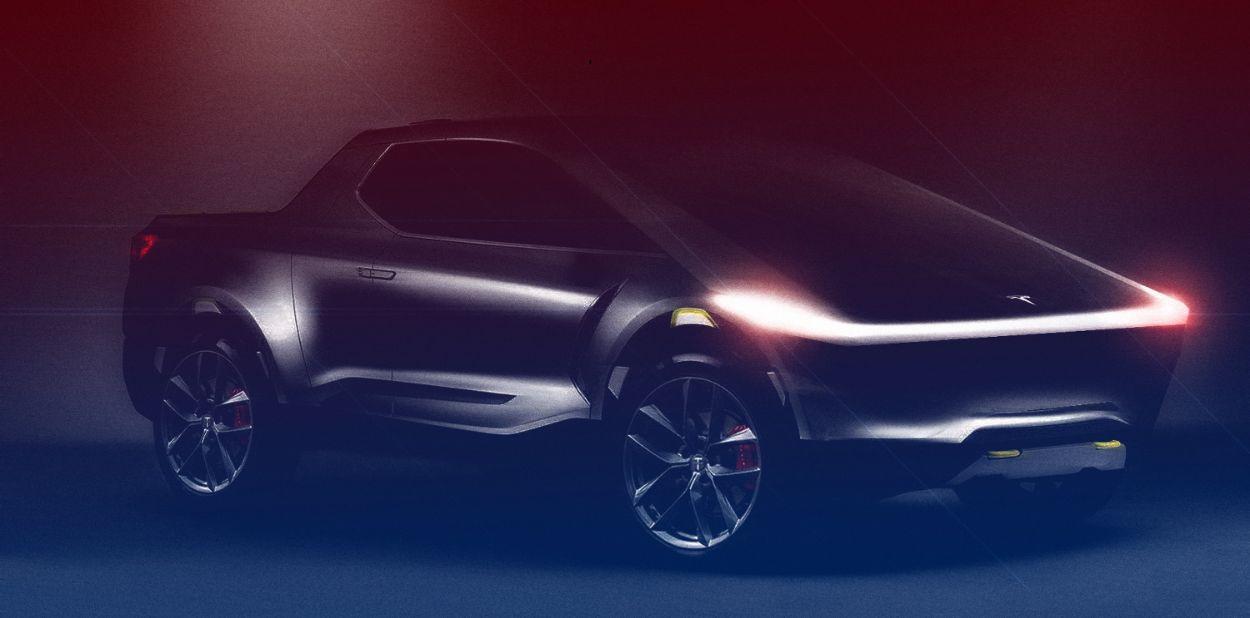 .Tesla Pickup