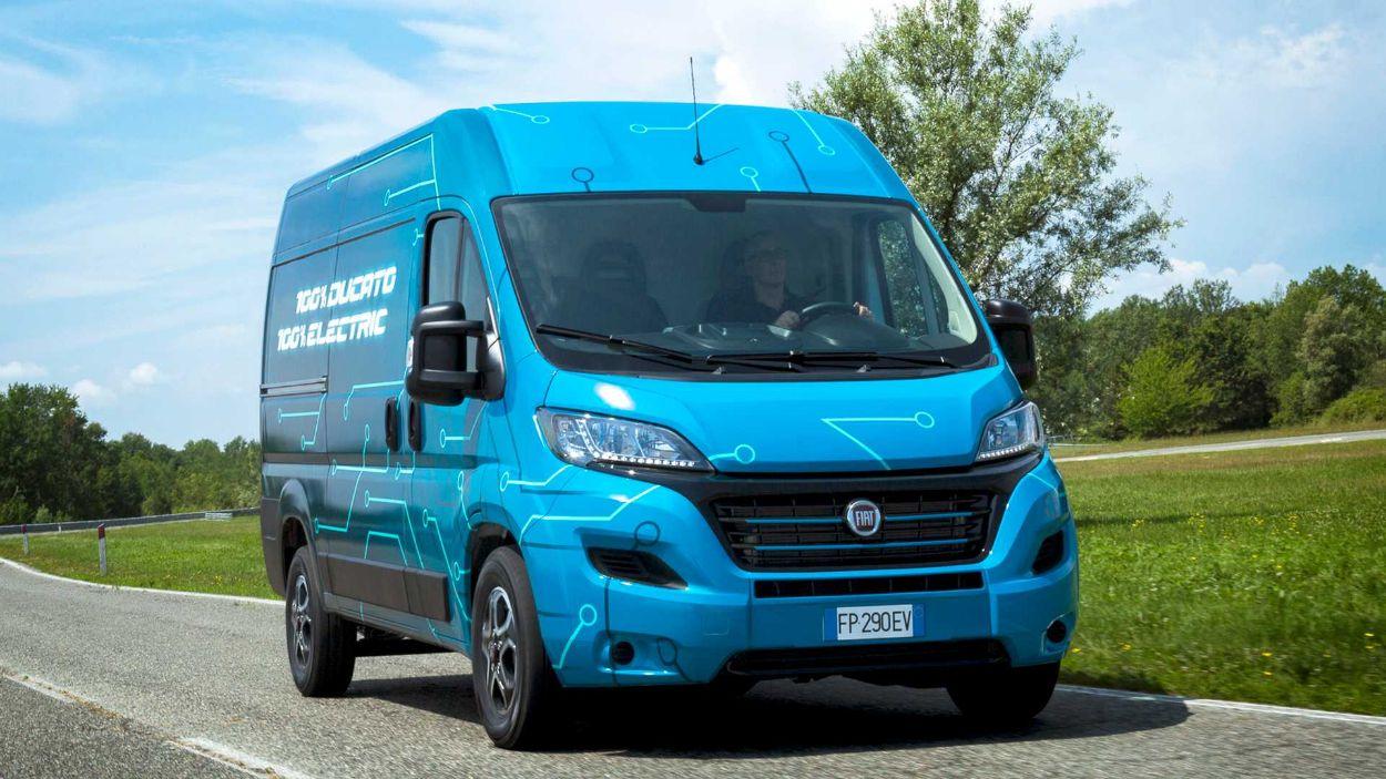 .Fiat Ducato Electric