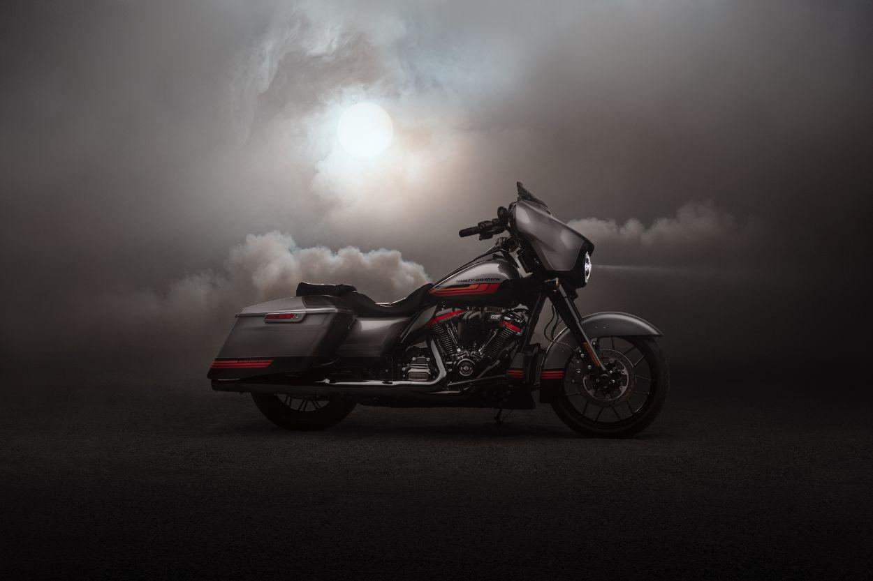 .Harley-Davidson CVO Street Glide