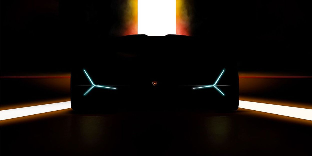 .Lamborghini Unico