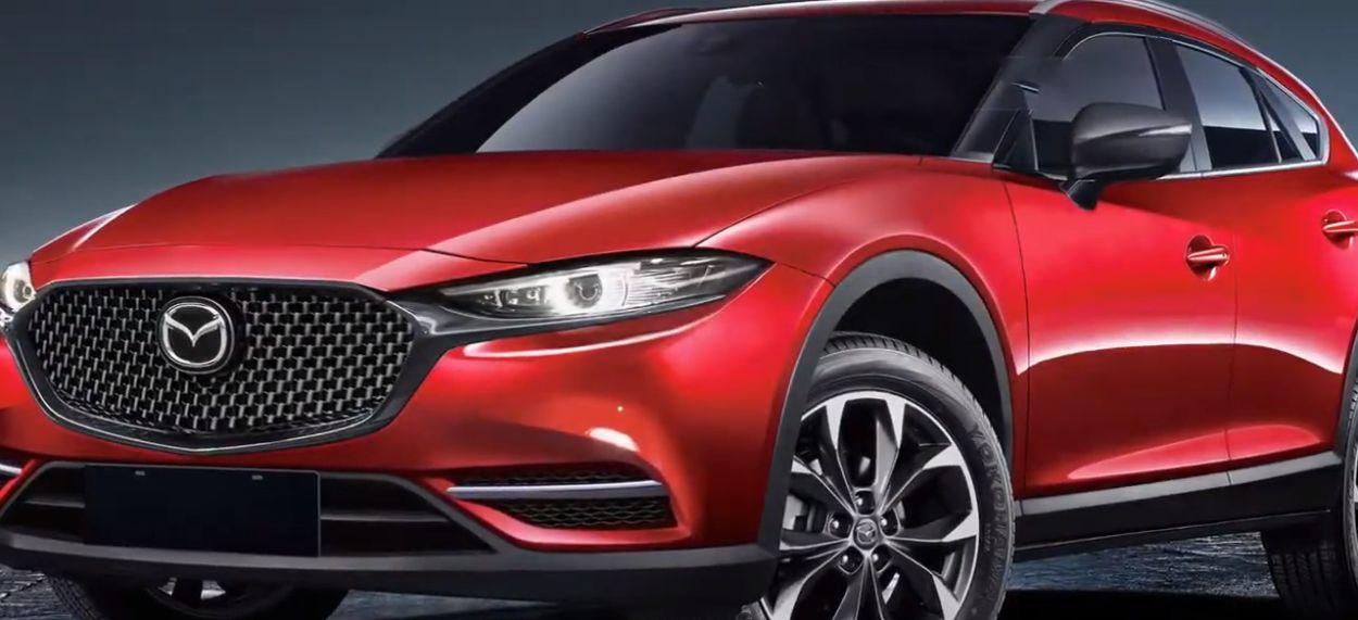 .Mazda CX-4