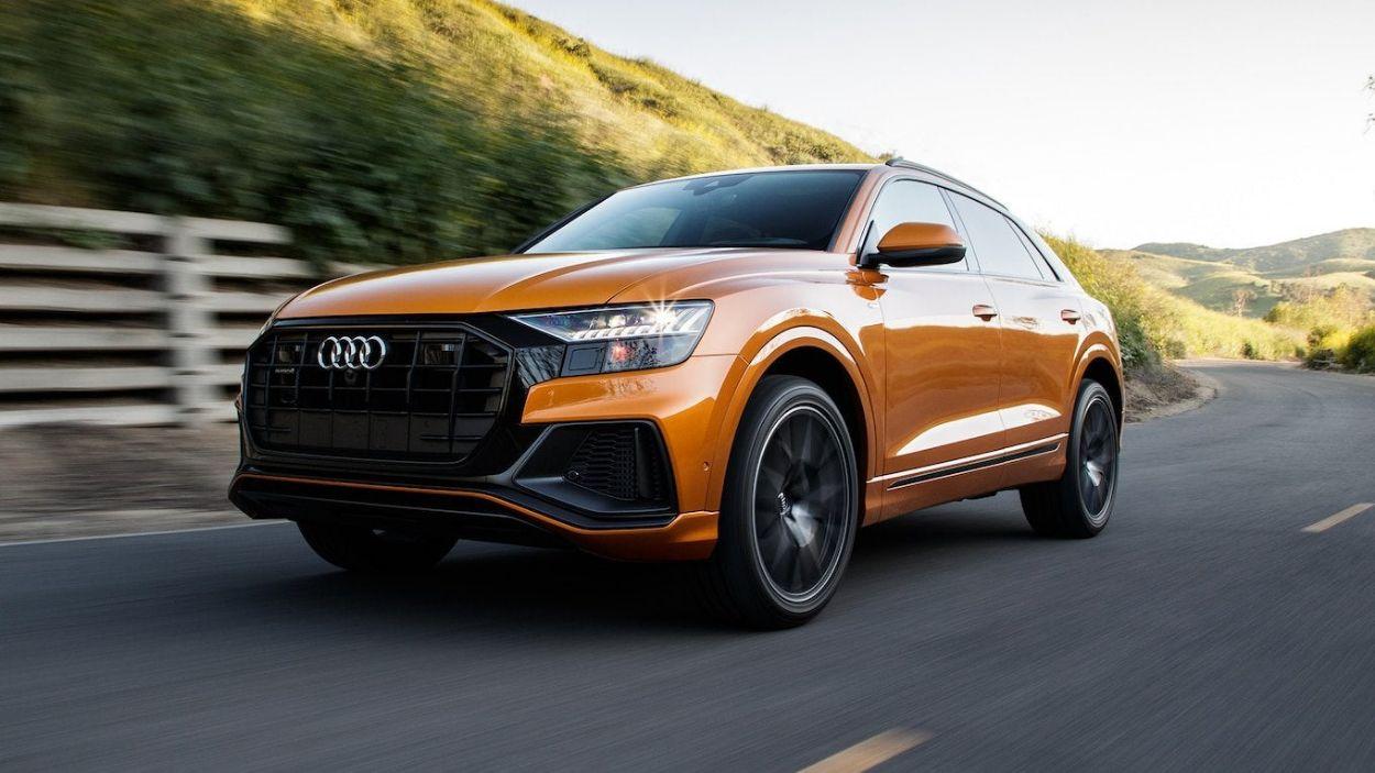 .Audi Q8
