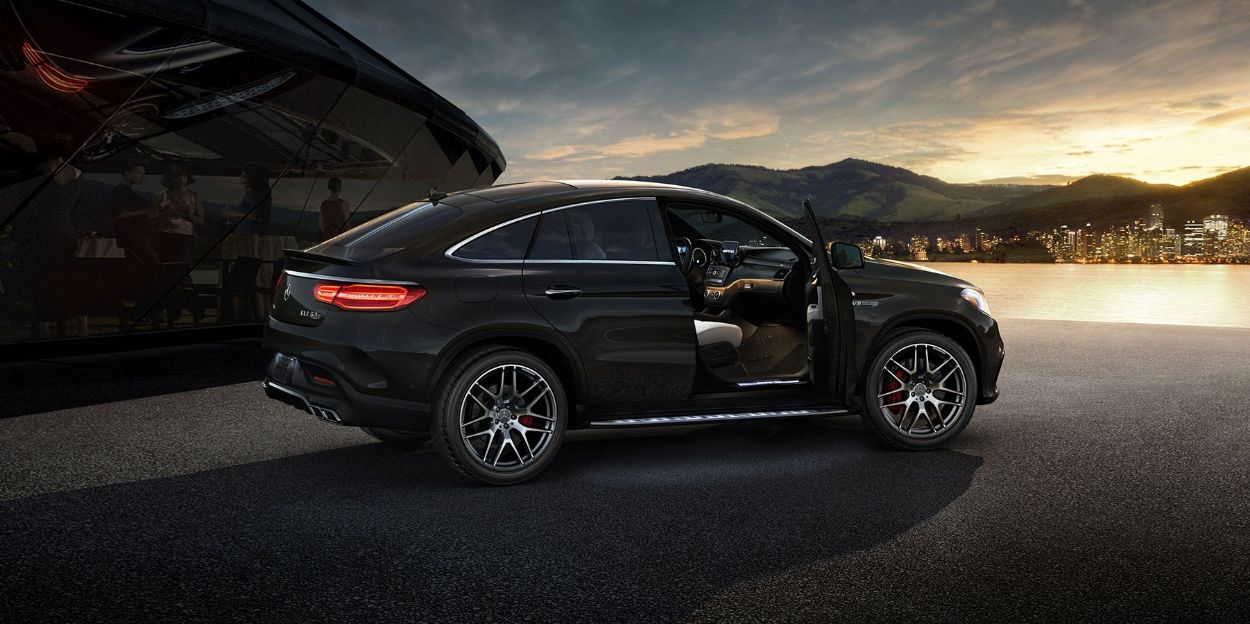 .Mercedes-Benz GLE Coupe