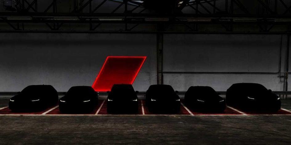 .Audi RS