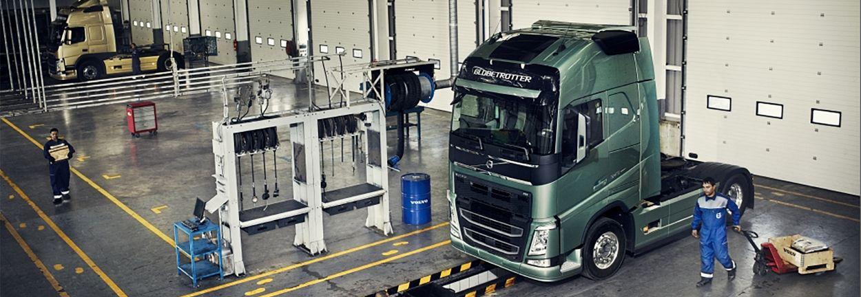 .Volvo Estonia Tallinna esindus