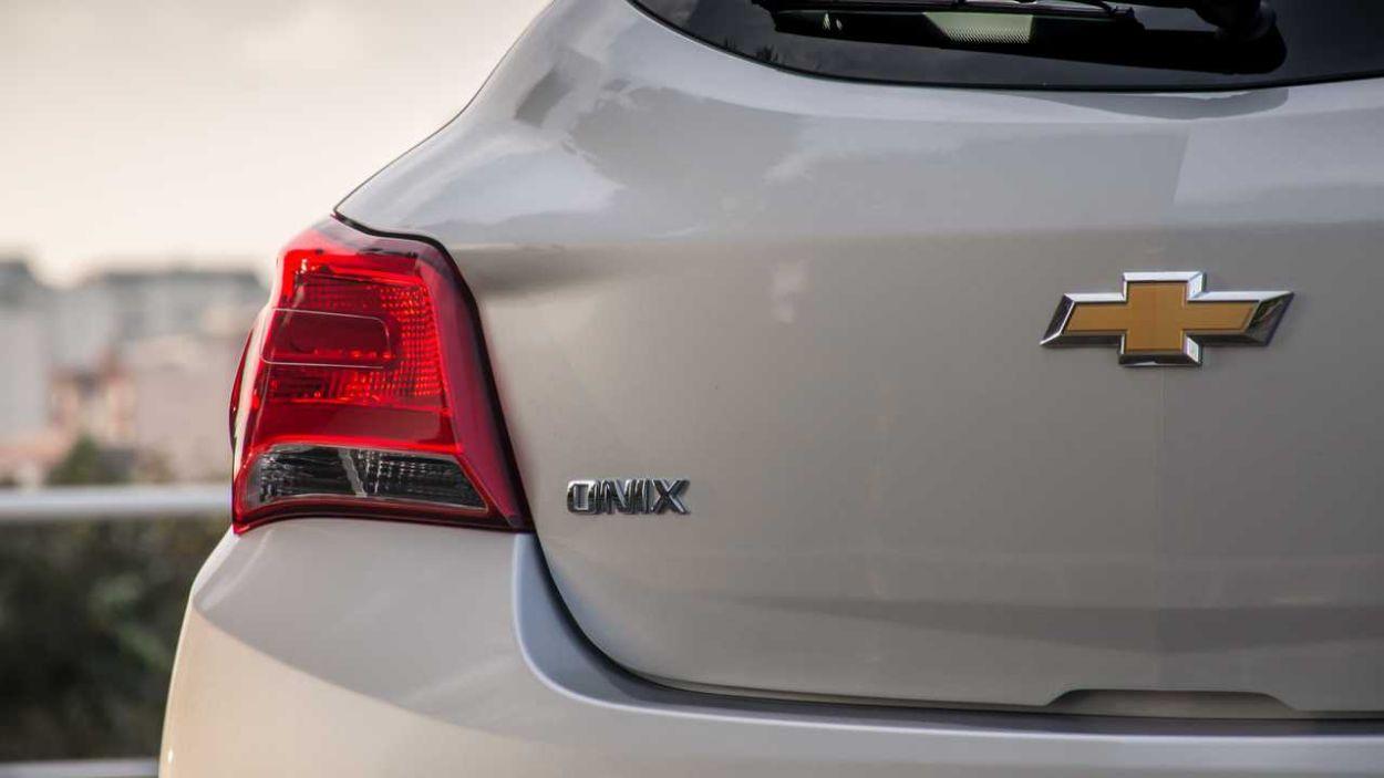 .Chevrolet Onix