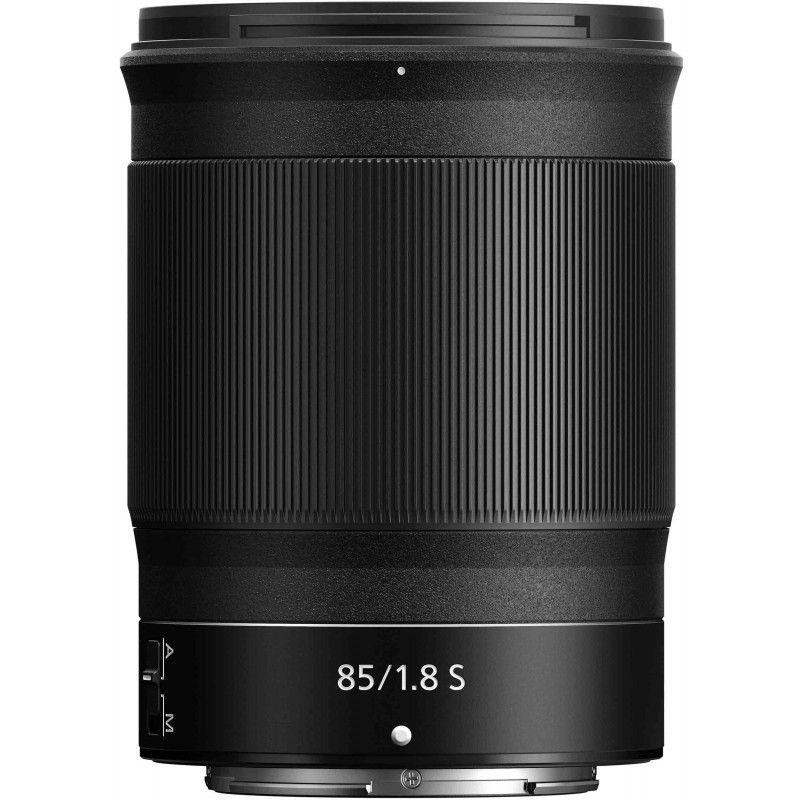 .Nikkor Z 85 мм F1.8 S