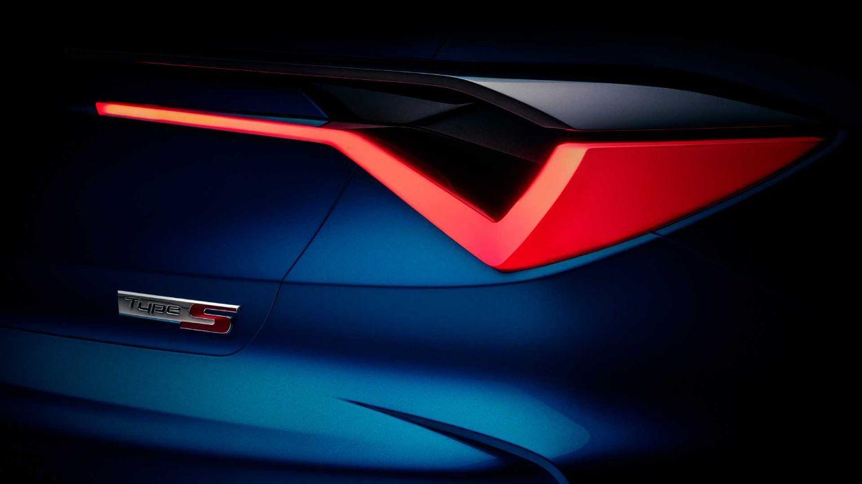 .Acura Type S