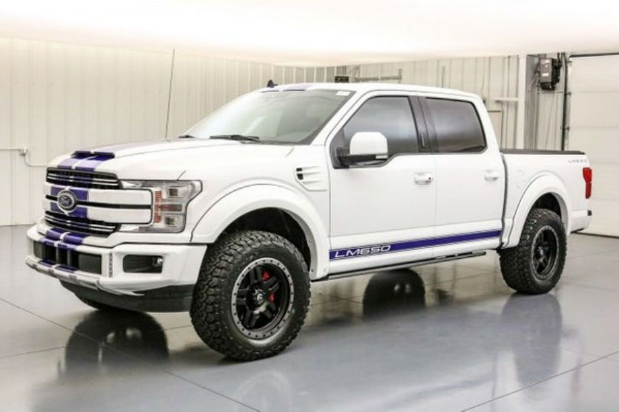Ford F-150 by Long McArthur