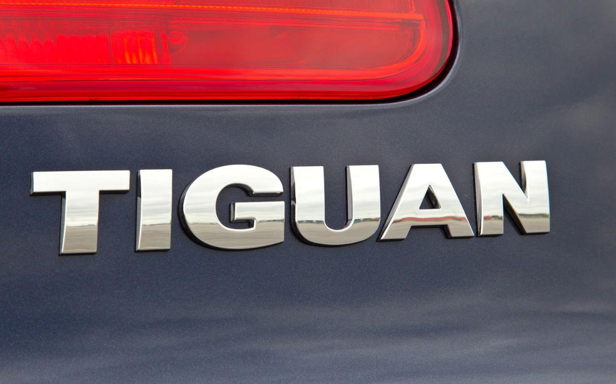 .Volkswagen Tiguan