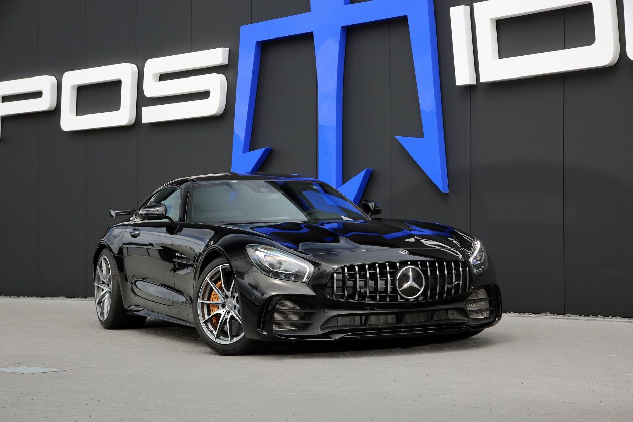 Mercedes-AMG GT R by Posaidon