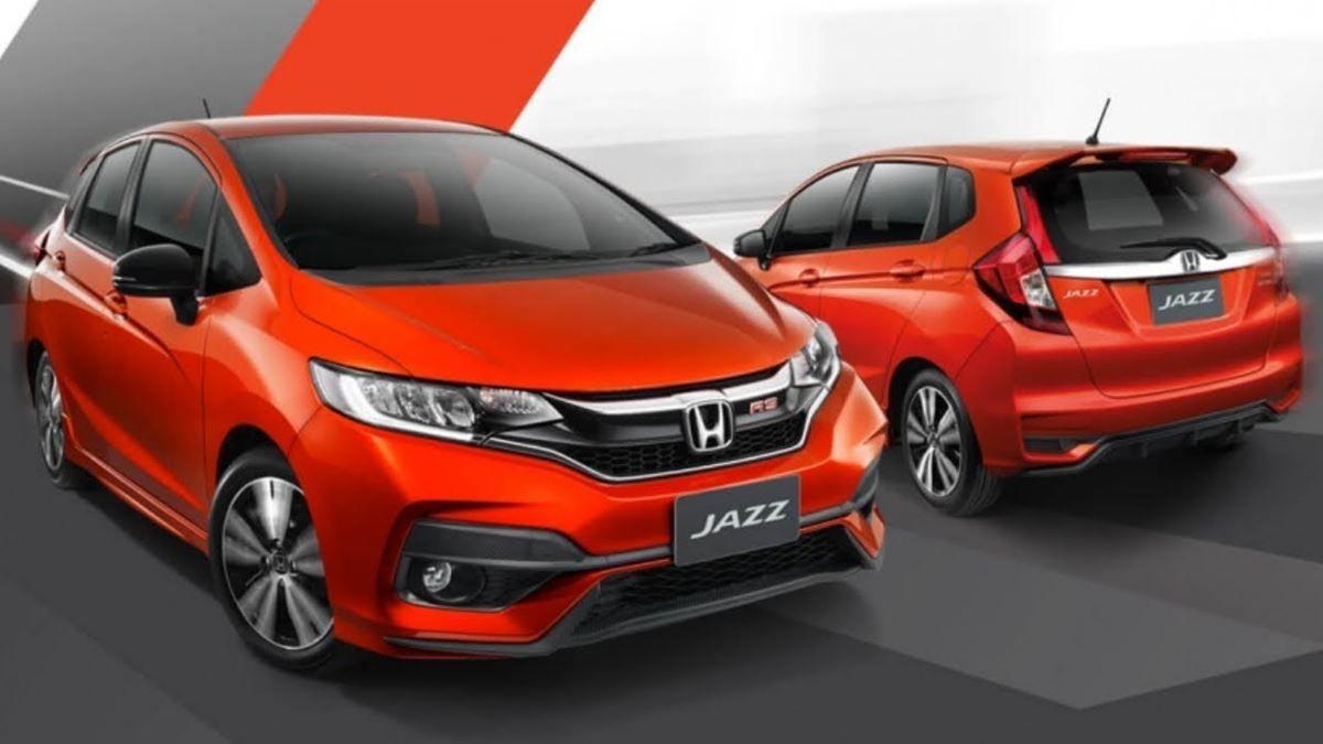 .Honda Jazz