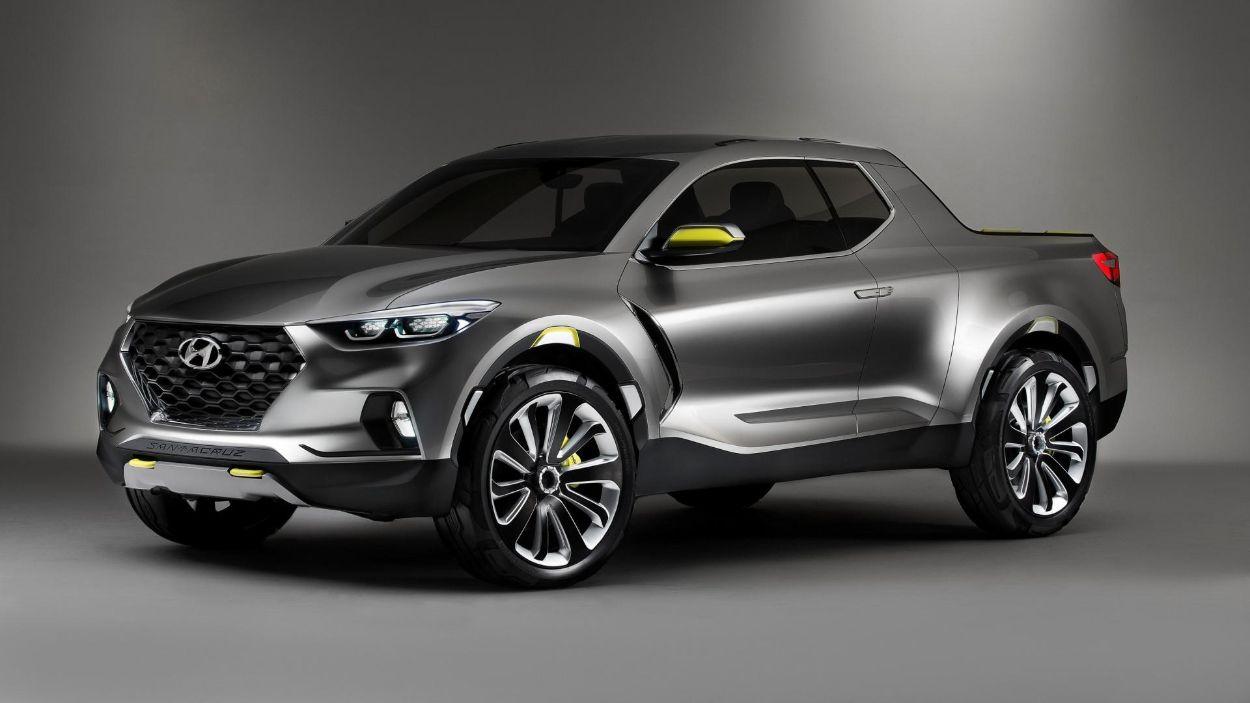 .Hyundai Santa Cruz