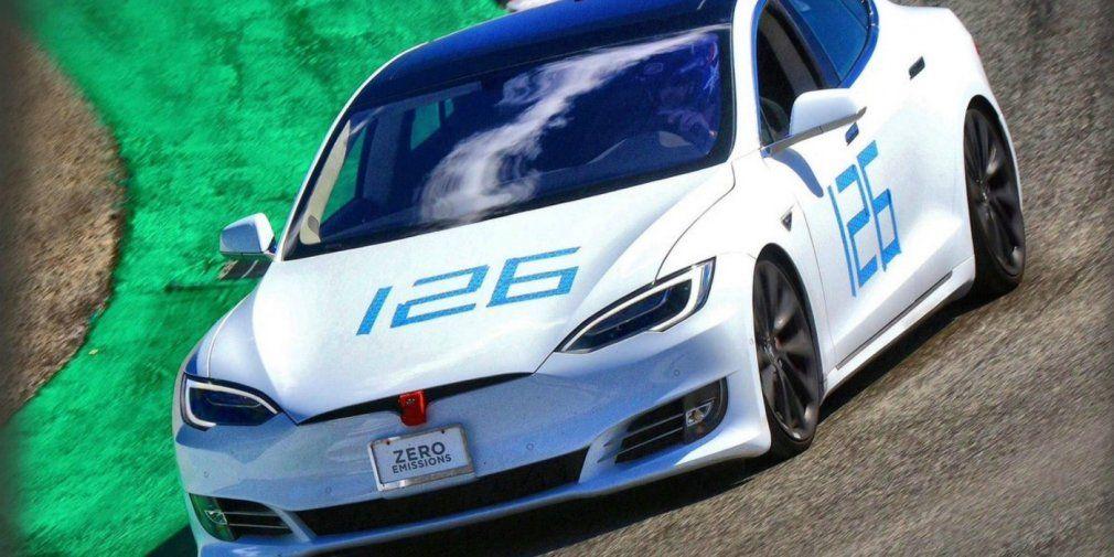 .Tesla Model S