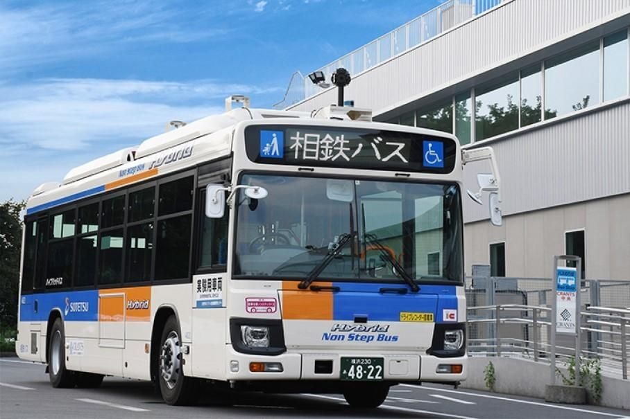 .Sotetsu Bus