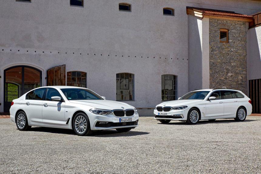 .BMW 520d