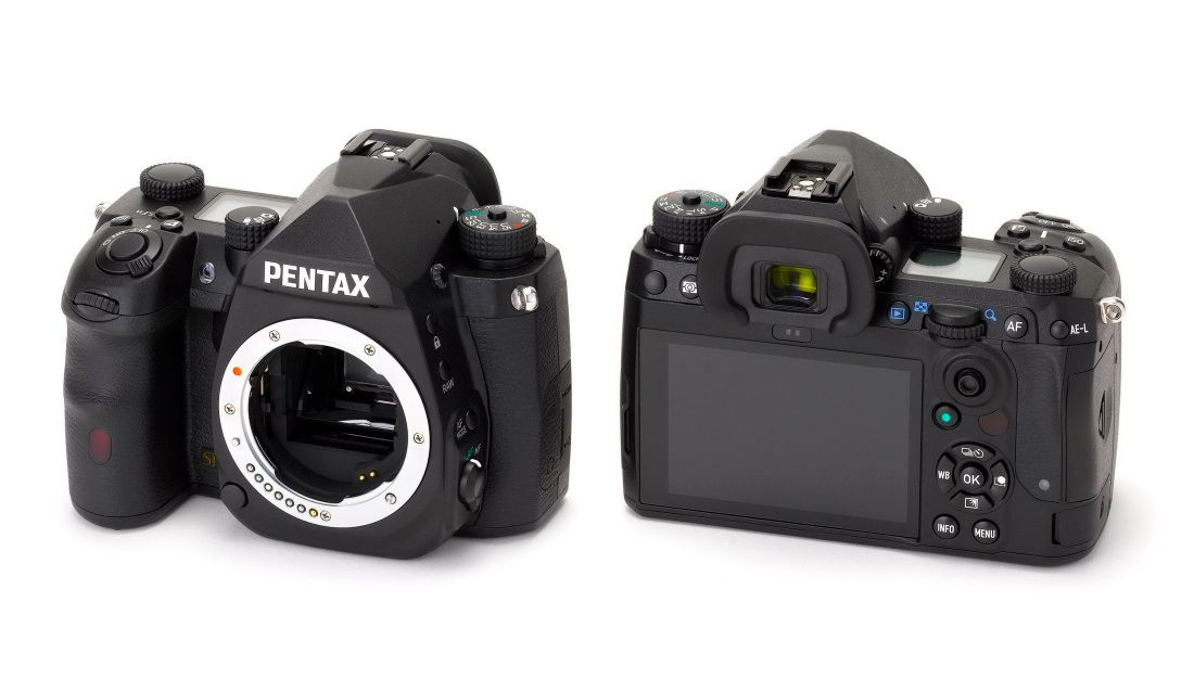.Pentax K-seeria